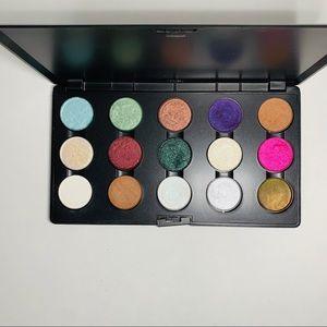 Mac 15 Pigments Palette